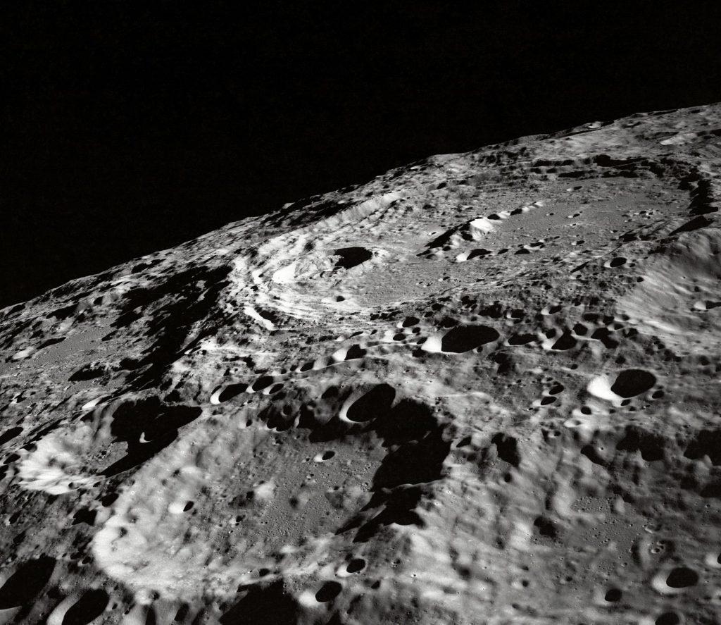 acqua sulla Luna home