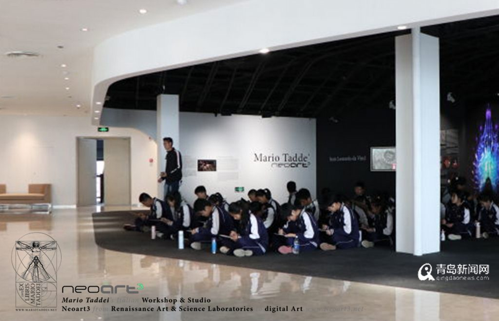 Neoart3 reviews - Quingdao Yellow Box Art Museum - Mario Taddei f2
