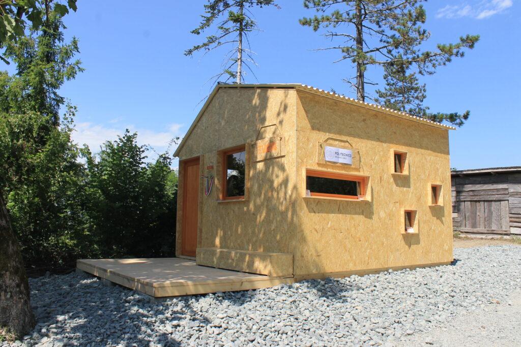 capanna twin esterno